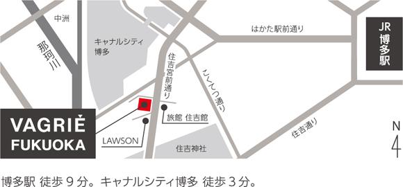 アクセス地図